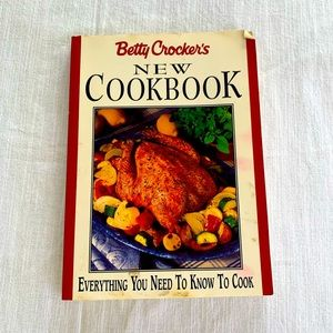 Betty Crocker's New Cook Book